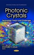 Photonic Crystals Technology, Theory And Challenges English Paperback Book Free