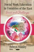 Social Work Education In Countries Of The Wast Issues And Challenges English Ha
