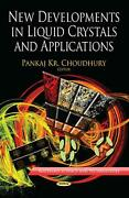 New Developments In Liquid Crystals And Applications English Hardcover Book Free