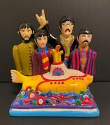 The Beatles Yellow Submarine Figure 5000 Limited Edition Animation Film 292/ak