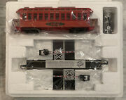 Andlsquodrinkandrsquo Coca-cola Coach Car And Parts Bachmann Holiday Express Hawthorne Village