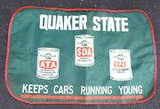 Vintage Quaker State Keeps Cars Running Young Fender Guard