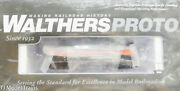 Walthers Proto Ho 920-40705 Great Northern Emd F7 A/b Loco's/dcc/sound/363a And