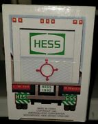 1992 Hess Toy Truck 18 Wheeler And Racer New In Box