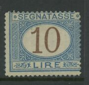 Italy, Mint, J19, Og Lh, Clean And Sound