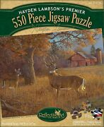 Moment Before Gone 550 Piece Puzzle - Hayden Lambson