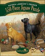 Ready And Able 550 Piece Puzzle - Hayden Lambson