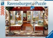 Ravensburger Gallery Of Fine Arts 3000 Pc Puzzle - New- Free Shipping