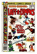 Laff-a-lympics 4 Hanna-barbera Take Me Out To The Brawl Game June 1978