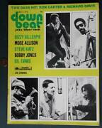 May 11,1972 Down-beat Jazz Magazine-dizzy Gillespie Cover-great Vintage Old Ads