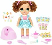 Baby Born Surprise Magic Potty Surprise Green Eyes Andacircandeuroandldquo Doll Pees Glitter And Poops