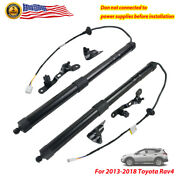 2x Rear For Toyota Rav4 13-16 Liftgate Tailgate Hatch Trunk-lift Support Struts