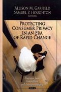 Protecting Consumer Privacy In An Era Of Rapid Change Hardcover By Garfield...