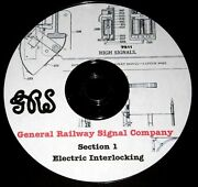 General Railway Signal Electric And Mechanical Catalogs 1905 Pdf Files On 2 Dvdand039s