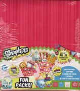 Shopkins Series 1 Trading Cards 12 Box Case Blowout Cards