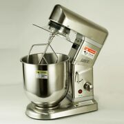 Electric Stand Mixer For Kitchen Planetary Food Mixer With Cover Dough Hook