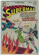 Superman 1st Series 76 Gd Dc | Batman And Superman Learn Each Other's Identies