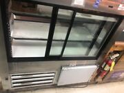 Meat/deli/cheese/cooler/refrigerator/open Display Case/produce