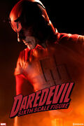 Marvel Daredevil 1/6 12 Sixth Scale Figure By Sideshow Collectibles