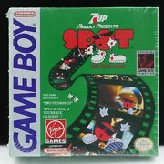 Spot The Video Game   Factory Sealed, New   Gameboy 7up Spot For Gameboy