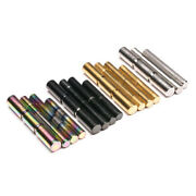 Mvc Stainless Steel Pin Kit For Gen 1-4 Glock Modelsneo Chrome And Other Colors