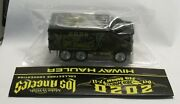Hot Wheels 20th Convention Charity Hiway Hauler Black W/ Real Riders Los Angeles