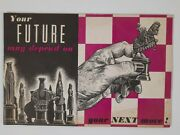 Fort Monmouth Nj Us Army 1950s Electronic Warfare Scel Brochure Recruitment