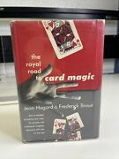 The Royal Road To Card Magic By Jean Hugard And Frederick Brauandeacute- 1951
