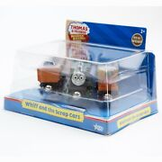 Whiff And The Scrap Cars Wooden Wood Train Toy Thomas And Friends
