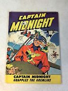 Captain Midnight 4 Grapples The Gremlins Fights The Axis 1943 Awesome