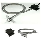 High Temperature Wide Angle Uv Sensor Probe 220395nm Detection Current Output