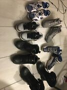Sz 8.5 9 Jordans Sneakers Lot And Pair Of Uggs Lot Only