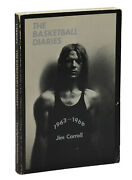 The Basketball Diaries By Jim Carroll First Edition 1978 Heroin 1st