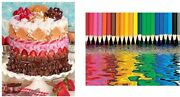 Springbok 500 Piece Jigsaw Puzzle Icing On The Cake And 500 Jigsaw...