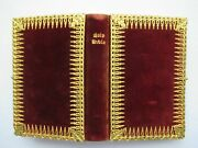 Bible In English / Holy Bible Containing The Old And New Testaments 1844