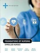 Foundations Of Nursing For The Enrolled Nurse With Student Resource Access F...