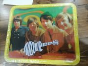 The Monkees Lunchbox 1997 Edition Sealed With Puzzle And Video Tape