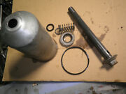 1963 Alpine Sunbeam 4 Cyl Oil Filter Cannister Bolt Spring And Washers