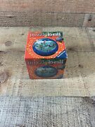 New Ravensburger Puzzleball Christmas Town Ornament Puzzle Ball Free Shipping