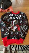 Mane Christmas Sweater Sold Out Medium Very Rare