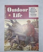 Outdoor Life Magazine Vintage March 1946