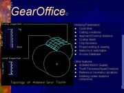 Gear Calculations Hobbing Tooth Thickness Dop Span Hob Setup Gear Quality