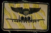 Usaf A-10 Nametag Wing Patch T-6