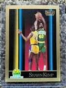 Shawn Kemp 1990 Skybox Rookie Rc 268 - Zoom In On Pics