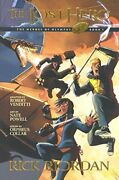 The Lost Hero The Graphic Novel Turtleback School And Library Binding Edition…
