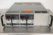 Kepco Ra60 Rack Chassis W/ 2 Hsp 28-36 Mr Hsp2836mr Power Supply