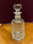Waterford Crystal Kelsey Wine Decanter/ With Cut Stopper