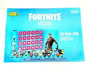 Funko Fortnite Pint Size Heroes 24pc Advent Calendar Brand New And Sealed