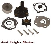 Water Pump Impeller Kit Johnson Evinrude Outboard 20 25 28 Hp 18-3383 395270