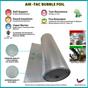 Aluminium Bubble Foil   Reflective And Roofing Insulation   Bb238fr-10   10m L